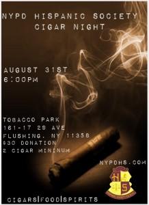 NYPDHS Cigar